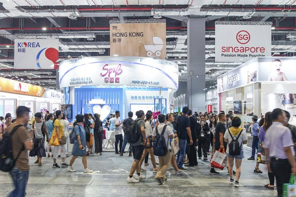 2018 cbme中国孕婴童展,童装展盛大开幕
